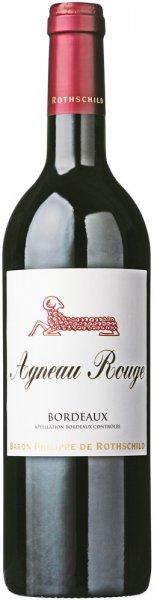 Baron Philippe de Rothschild Rothschild Agneau Rouge Bordeaux AOC 2019