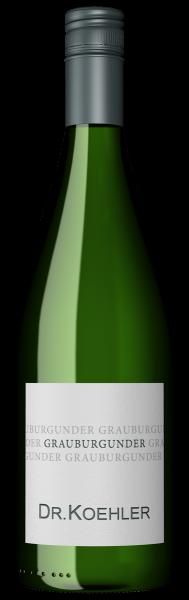 Dr. Koehler Grauburgunder Pfandturm Liter