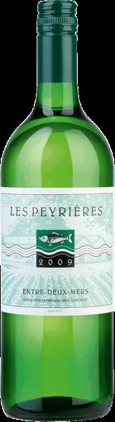 Les Peyrières Blanc de Blancs 1 Liter Entre-Deux-Mers