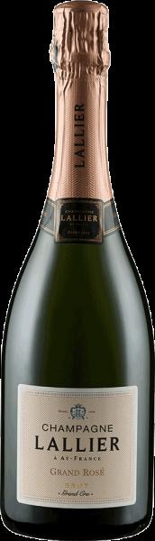 Champagne Lallier Rosé Grand Cru Brut