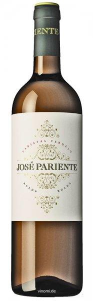 José Pariente Jose Pariente Varietal Verdejo Rueda 2019