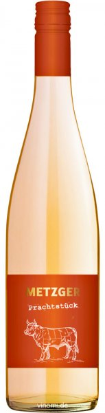 Weingut Metzger Metzger Prachtstück Rosé 2019