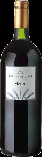 Belle Fontaine Merlot 1 Liter