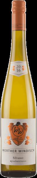 Weingut Werther Windisch Werther Windisch Silvaner 8° 14' E trocken 2017