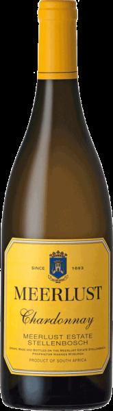 Meerlust Wine Estate Meerlust Chardonnay 2019
