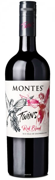 Vina Montes Montes Twins Red Blend 2018