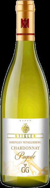 Stigler Ihringen Winklerberg Chardonnay Pagode GG