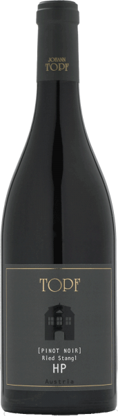 Johann Topf Pinot Noir Ried Stangl HP 2016
