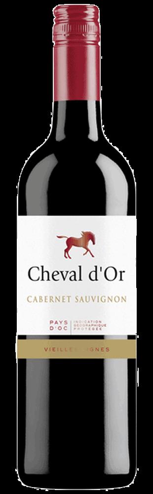 Cheval d'Or Cabernet Sauvignon 1 Liter