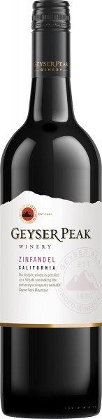 Geyser Peak Winery Geyser Peak Zinfandel California 2017