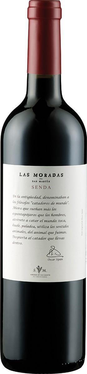 Las Moradas de San Martin Las Moradas de San MartĂn Senda 2013