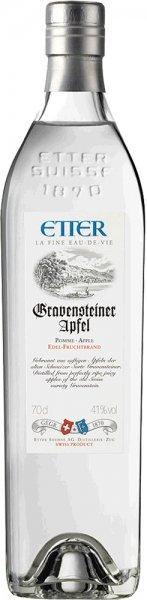 Etter Söhne AG Distillerie Zug Etter Gravensteiner Apfel