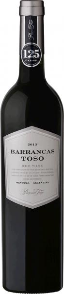 Pascual Toso Barrancas Toso Mendoza 2013