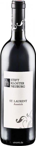 Wein- und Obstgut Stift Klosterneuburg Stift Klosterneuburg St. Laurent Ausstich 2017
