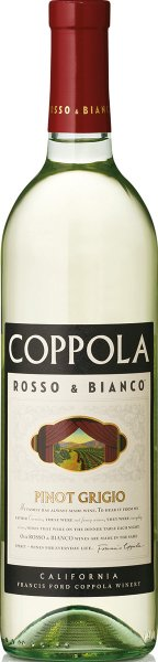 Francis Ford Coppola Winery Francis Ford Coppola Rosso & Bianco Pinot Grigio 2018