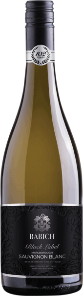 Babich Wines Sauvignon Blanc Black Label