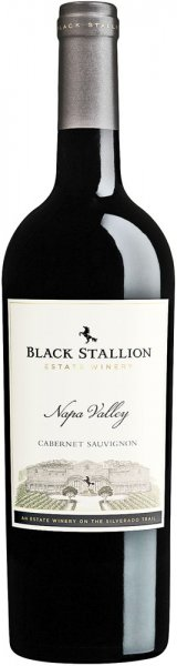 Black Stallion Winery Black Stallion Napa Valley Cabernet Sauvignon 2017