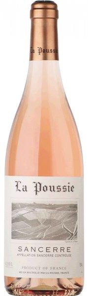 Domaine de la Poussie Sancerre Rosé La Poussie 2019