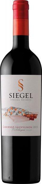 Viña Siegel Special Reserve Cabernet Sauvignon 2018
