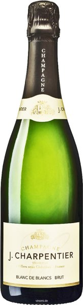 Champagne J. Charpentier Blanc de Blancs Brut