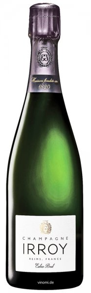 Champagne Irroy Extra Brut