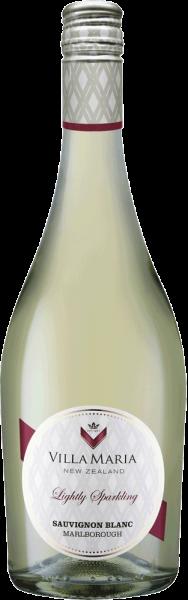 Villa Maria Lightly Sparkling Sauvignon Blanc
