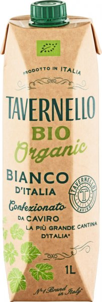 Tavernello Vino D'Italia Bianco Bio