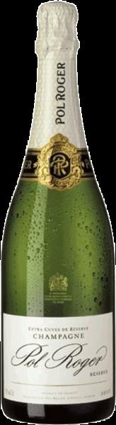 Champagner Pol Roger Reserve Brut 0,75 L | Champagne Pol Roger