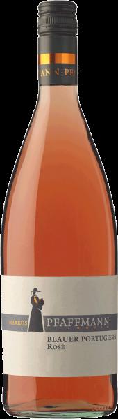 Markus Pfaffmann Blauer Portugieser Rosé feinherb 1 Liter