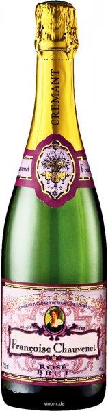 Francoise Chauvenet Cremant de Bourgogne Rosé Brut