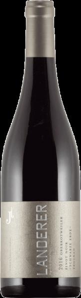 Weingut Landerer Landerer Oberrotweiler Pinot Noir Schwarze Erde 2019