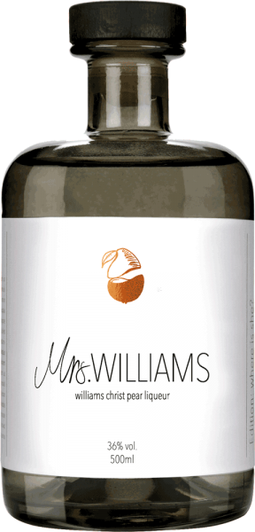 Bonner Manufaktur Mrs. Williams williams christ pear liqueur