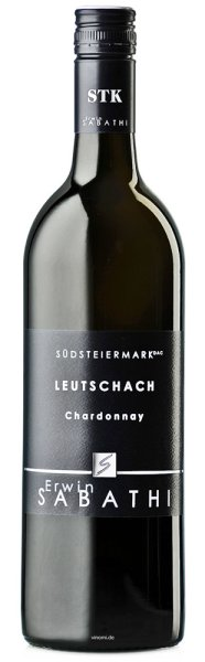 Erwin Sabathi Sabathi Leutschach Chardonnay 2018