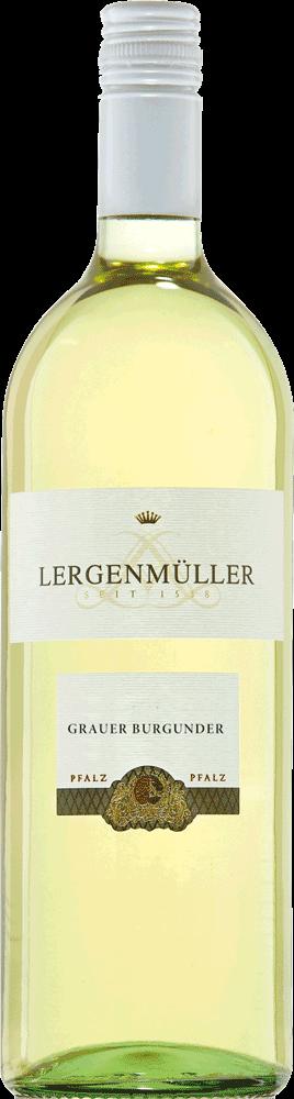Lergenmüller Grauburgunder 1 Liter