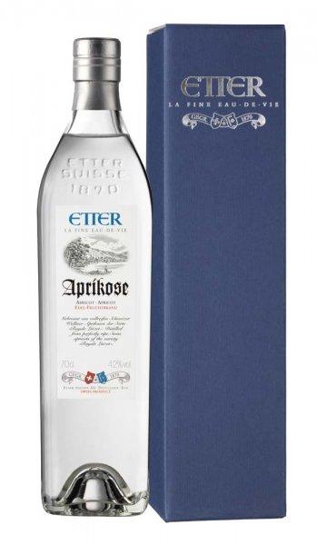 Etter Söhne AG Distillerie Zug Etter Aprikose  Royale Luizet