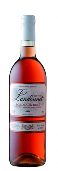 Château Landonnet Rosé 2018