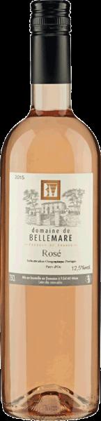 Domaine de Belle-Mare Syrah-Cinsault rosé