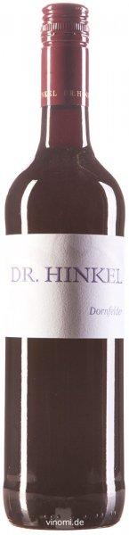 Dr. Hinkel Framersheimer Dornfelder Rotwein mild 2020
