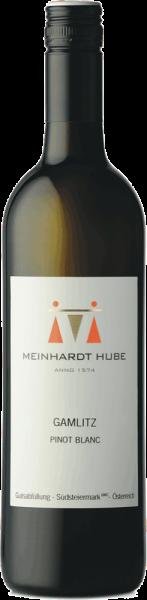 Meinhardt Hube Gamlitz Pinot Blanc