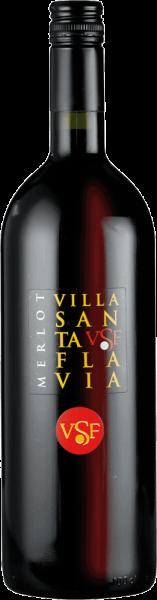 Villa Santa Flavia Merlot 1 Liter
