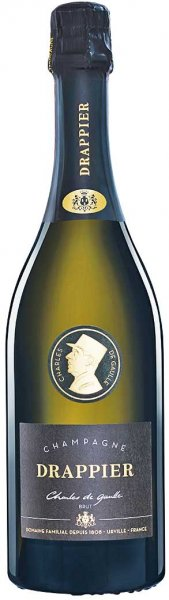 Champagne Drappier Drappier Charles De Gaulle Champagner