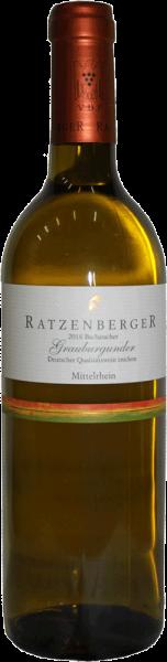 Weingut Ratzenberger Ratzenberger Bacharacher Grauburgunder 2019