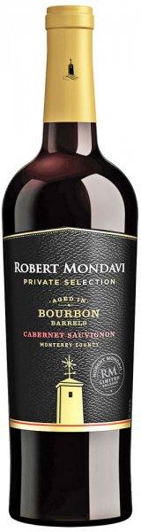 Robert Mondavi Private Selection Bourbon Barrels Cabernet Sauvignon