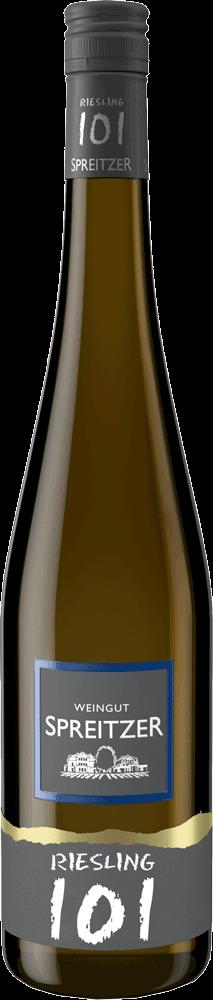 Weingut Spreitzer Riesling 101 feinherb
