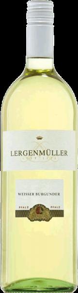 Lergenmüller Weissburgunder 1 Liter