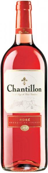 Vignerons de la Vicomte Chantillon Rosé 1 Liter 2020