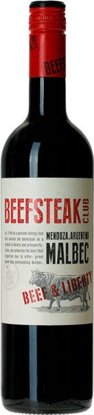 Beefsteak Club Malbec Beef & Liberty 2019