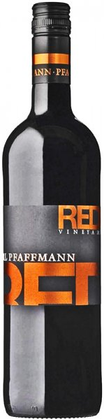 Markus Pfaffmann Red Vineyard