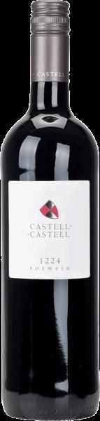 Domäne Castell Castell-Castell 1224 Rotwein trocken 2018