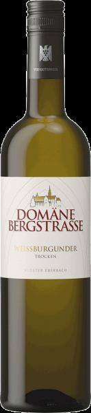Domäne Bergstraße / Kloster Eberbach Domäne Bergstraße Kloster Eberbach Weissburgunder 2019